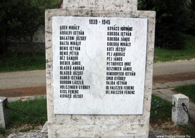 Borzavár világháborús emlékmű 2010.07.24. küldő-kalyhas (8)