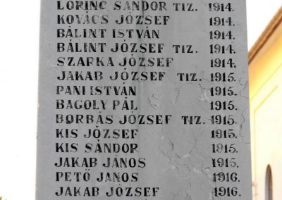 Botykapeterd világháborús emlékmű 2012.08.01. küldő-KRySz (4)