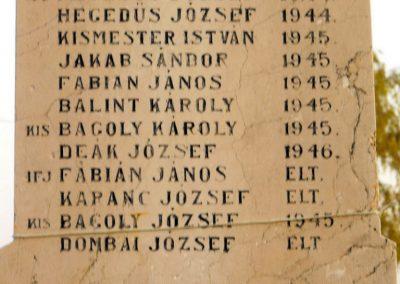 Botykapeterd világháborús emlékmű 2012.08.01. küldő-KRySz (7)