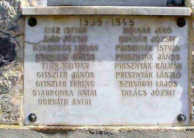 Bozsok világháborús emlékmű 2007.08.25. küldő-HunMi (6)
