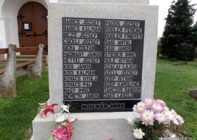 Bozzai II. világháborús emlékmű 2014.10.23. küldő-kalyhas (5)
