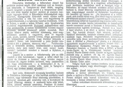 Bp.XIV. ker Rákosfalva I.vh emlékmű Rákos vidéke1925 küldő-Dressmann Dóra 2012.01.02.