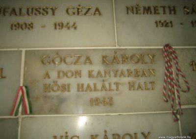 Bp.XI. ker Szent Gellért templom II. világháborús hősök emléktáblái 2008.11.19. küldő-Tiberio (8)