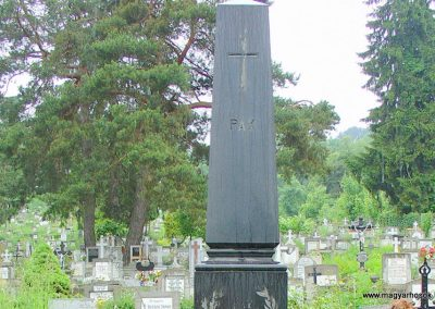 Brassó, Német temető I.vh emlékmű 2004.05.31. küldő-Pfaff László, Rétság (1)