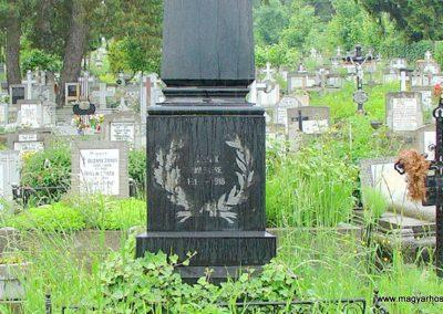 Brassó, Német temető I.vh emlékmű 2004.05.31. küldő-Pfaff László, Rétság (2)