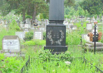 Brassó, Német temető I.vh emlékmű 2004.05.31. küldő-Pfaff László, Rétság