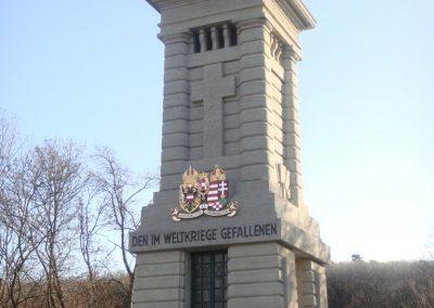 Bruck an der Leitha - Ausztria I. világháborús emlékmű 2009.12.28. küldő- Nelli