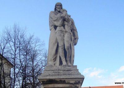 Budaörs- I.vh emlékmű 2008.04.04. küldő-Huszár Peti (2)