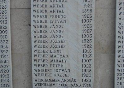 Budaörs-II.vh emlékmű 2008.04.04.küldő-Huszár Peti (13)