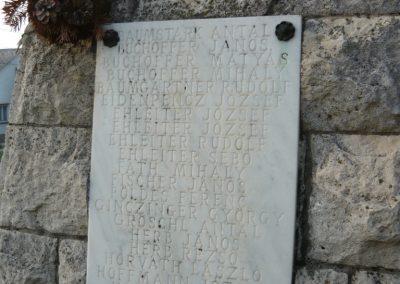 Budajenő-Telki világháborús emlékmű 2009.11.01. küldő-Ágca (3)