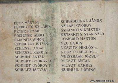 Budakalász I.vh emlékmű 2008.04.03.küldő Huszár Peti (6)