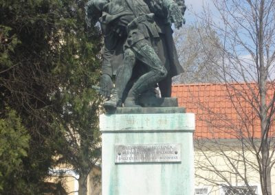 Budakeszi I.vh emlékmű 2008.04.04. küldő-Huszár Peti (1)