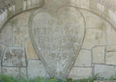Budakeszi II.vh emlékmű 2009.11.01. küldő-Ágca (1)