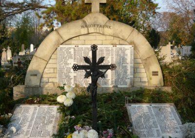 Budakeszi II.vh emlékmű 2009.11.01. küldő-Ágca (2)