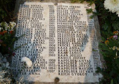 Budakeszi II.vh emlékmű 2009.11.01. küldő-Ágca (3)