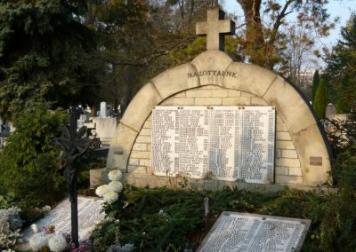Budakeszi II.vh emlékmű 2009.11.01. küldő-Ágca (6)