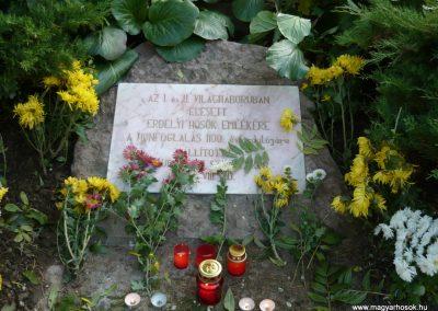 Budakeszi világháborús emlékmű és katonasírok 2009.11.01. küldő-Ágca (11)