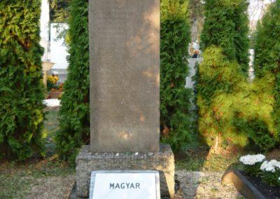 Budakeszi világháborús emlékmű és katonasírok 2009.11.01. küldő-Ágca