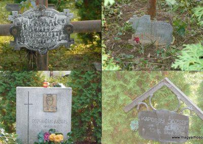 Budakeszi világháborús emlékmű és katonasírok 2009.11.01. küldő-Ágca (8)