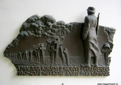 Budapest I. kerület a Hadtörténeti múzeum Díszudvara a Hősök emléktábláival 2018.06.28. küldő-Emese (19)