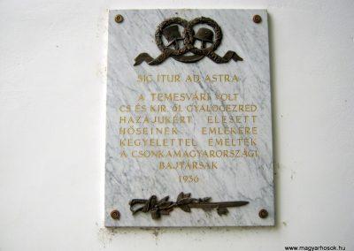 Budapest I. kerület a Hadtörténeti múzeum Díszudvara a Hősök emléktábláival 2018.06.28. küldő-Emese (4)