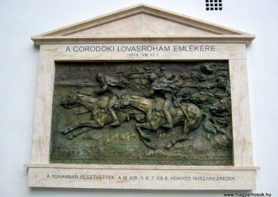 Budapest I. kerület a Hadtörténeti múzeum Díszudvara a Hősök emléktábláival 2018.06.28. küldő-Emese