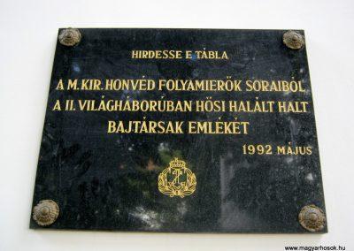 Budapest I. kerület a Hadtörténeti múzeum Díszudvara a Hősök emléktábláival 2018.06.28. küldő-Emese (9)