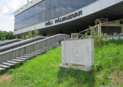 Budapest I.ker. Déli pu. A Budai Önkéntes Ezred emlkműve 2018.07.04. küldő-Bali Emese (3)