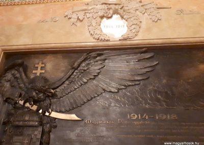 Budapest V. kerület Országház I. világháborús emléktábla 2018.07.15. küldő-Huszár Péter (2)