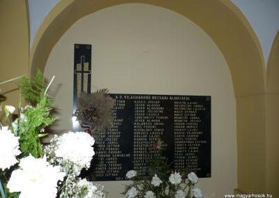 Buzsák II.vh emléktábla 2009.04.21.küldő-Sümec