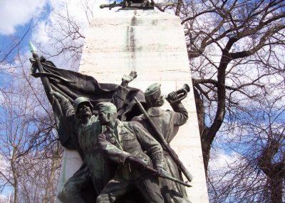 Cegléd I. világháborús emlékmű 2009.03.22. küldő-miki (1)