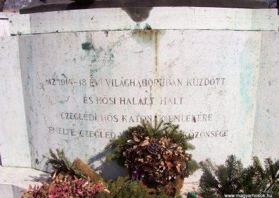 Cegléd I. világháborús emlékmű 2009.03.22. küldő-miki (4)