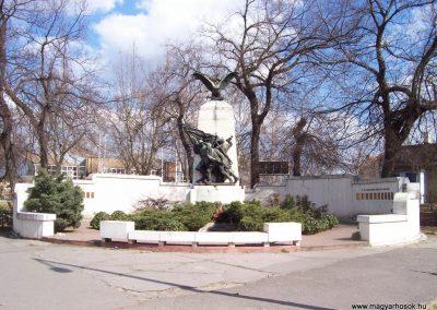 Cegléd I. világháborús emlékmű 2009.03.22. küldő-miki