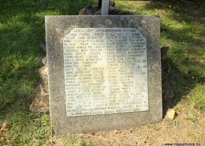 Cegléd II. világháborús emlékmű - a ceglédi bombatámadás áldozatai - 2016.07.29. küldő-belamiki (2)