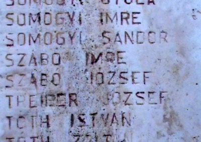 Celldömölk- Alsóság II.vh emlékmű 2011.08.11. küldő- -Nemes- (4)