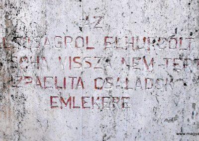 Celldömölk- Alsóság II.vh emlékmű 2011.08.11. küldő- -Nemes- (7)