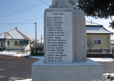 Cered világháborús emlékmű 2010.03.08. küldő-kalyhas (4)