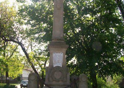 Cibakháza I.vh emlékmű 2009.05.06.küldő-miki