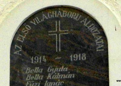 Cirák világháborús emléktáblák 2015.12.20. küldő-Méri (2)