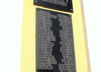 Csákánydoroszló világháborús emléktáblák 2012.05.05. küldő-gyurkusz (5)