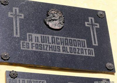 Csákánydoroszló világháborús emléktáblák 2012.05.05. küldő-gyurkusz (6)