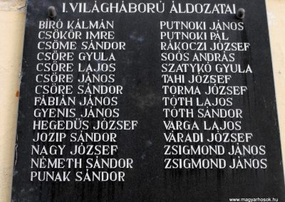 Csányoszró világháborús emléktábla 2012.08.01. küldő-KRySZ (3)