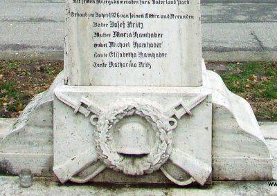 Csávoly I. világháborús emlékmű 2007.12.08. küldő-Markó Péter (2)