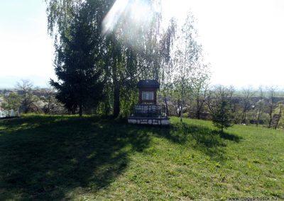 Csíkrákos és Göröcsfalva II. világháborús emlékmű 2018.04.29. küldő-Bóta Sándor (kalyhas)
