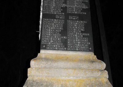 Csíkszentmárton világháborús emlékmű 2009.03.13.küldő-Gyurkusz (3)
