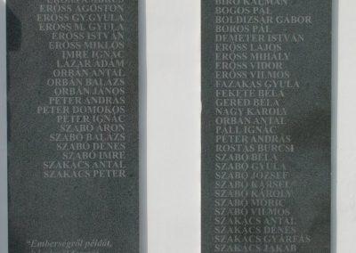 Csíkszentmiklós világháborús emlékmű 2009.08.03. küldő-Tamás2 (4)