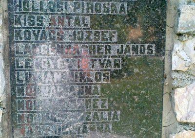 Csór II.vh emlékmű 2011.05.24. küldő-Csiszár Lehel (7)