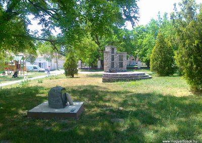 Csór II.vh emlékmű 2011.05.24. küldő-Csiszár Lehel (9)