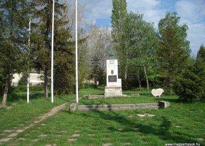 Csömör I -II világháborús emlékmû