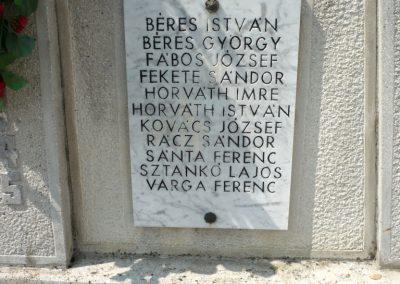 Csömend világháborús emlékmű 2011.05-03. küldő-Sümec (5)